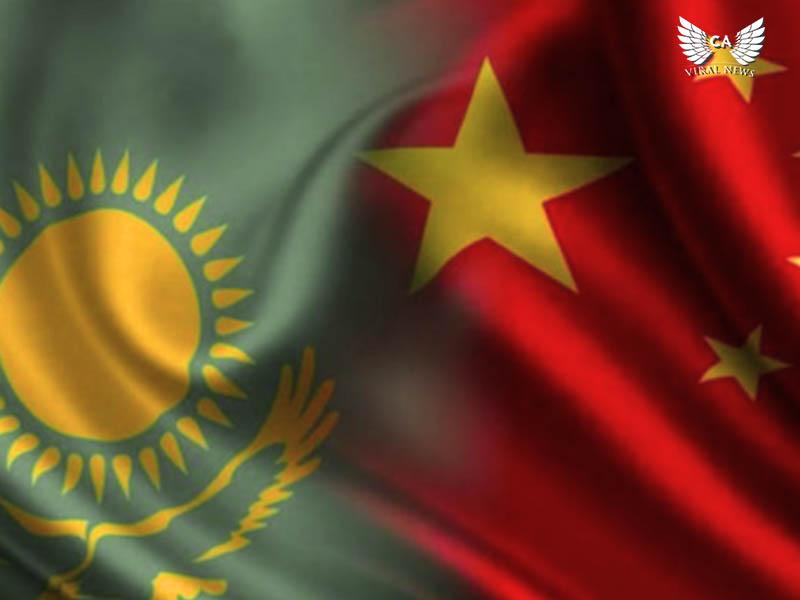 В Казахстане продолжаются митинги у китайского консульства
