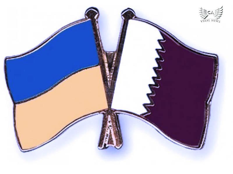 Украина и Катар укрепляют отношения?