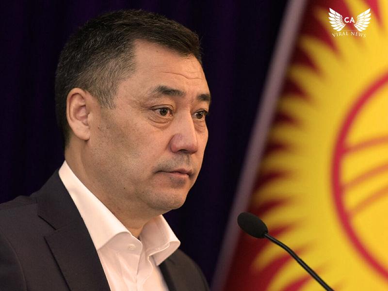 Глава Кыргызстана одобрил поправки в конституцию