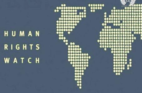 Зарубежная правозащитная организация (HRW) подчеркивает противодействие домашнему насилию в странах Центральной Азии