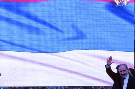 При выборе премьер-министра Армении, законодатели отвергли кандидатуру Пашиняна
