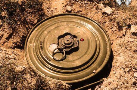 Азербайджан требует от своего противника информацию о минных полях