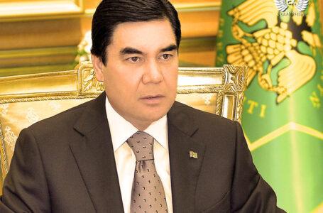 Глава Туркменистана дал очередное интервью зарубежному СМИ