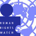 Международная правозащитная организация (HRW) выступила в защиту казахстанских мирных протестующих