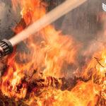 Пожар в Каспийском море встревожил не только правительство Азербайджана