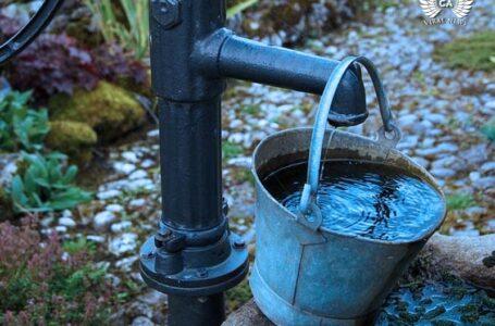 Некоторые жители Кыргызстана негодуют из-за утраты источника воды