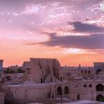 История города на юге Узбекистана вызывает большой интерес у общественности в связи с афганским кризисом
