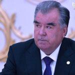Глава Таджикистана высказался по поводу нового правительства Афганистана