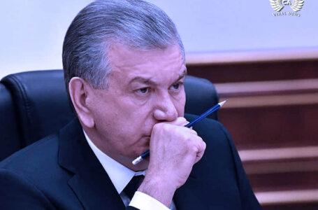 Мирзиеев получил новый почетный титул